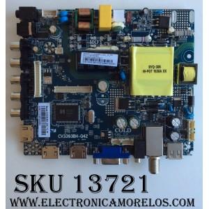 MAIN / FUENTE / (COMBO) ELEMENT 72H0186 / 890-M00-03N77 / 10016380 / CV3393BH-Q42 / CV3393BH_Q42_12_P4 / MODELO ELFW5017