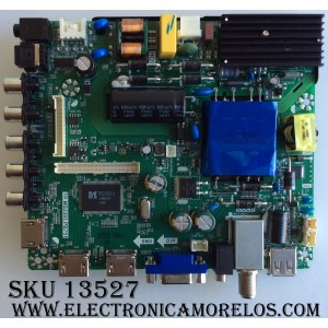 MAIN / FUENTE / (COMBO) / ELEMENT K17020342 / E17025-1-SY / TP.MS3393.PB751 / VERSION 23B4 / MODELO ELFW4017 / PANEL LQ400D3HD1P