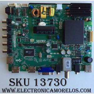 MAIN / FUENTE / (COMBO) / SANYO B15041620 / 02-SHS39A-C002008 / TP.MS3393T.PB79 / 3MS3393X-2 / MODELO FW32D25T