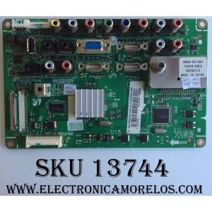 MAIN / SAMSUNG BN96-12127A / BN41-01181A / BN40-00138A / MODELO LN46B530P7FXZA / PANEL T460HW03 V.4