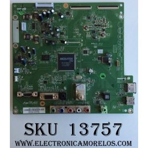 MAIN / VIZIO 3647-0612-0150 / 0171-2271-4356 / MODELO E471VLE LAUKKJCN / PANEL LC470WUG(RC)(V1)