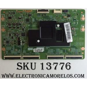 T-CON / SAMSUNG BN95-01337A / BN41-02133A / BN97-07995A / MODELO UN60H7150AFXZA HH01 / PANEL CY-LH060DSSV2H-FW37