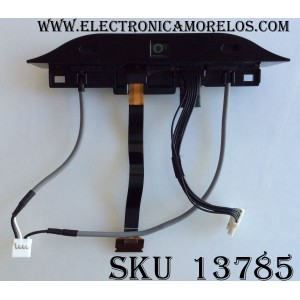 CAMARA PARA TV / SAMSUNG UN55ES7500FXZA-CAMARA / MODELO UN55ES7500FXZA TS01 / PANEL LTJ550HQ16-V