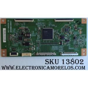 T-CON / ELEMENT 4Z.HF65U.AR3 / 4ZHF65UAR3 / V650HK1-CS6 / MODELO ELFW5017