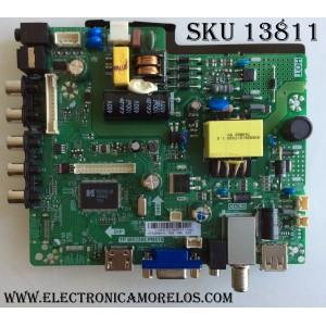MAIN / FUENTE / (COMBO) / SEIKI L16031712 / TP.MS3393.PB818 / / MODELO SE23HEB2 / PANEL LTF230AN03-K