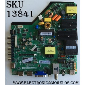 MAIN / FUENTE / (COMBO) HAIER B14090064 / TP.MS3393.PC821 / 50043393B00480 / B14090064-0H00320 / 102815033161 / MODELO 48D3505