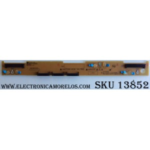 TARJETA INTERFAZE / Zenith EAX64232201 / 60R3_ZSUB_EMI / MODELO Z60PV220-UA AUSZZHR / PANEL PDP60R30110