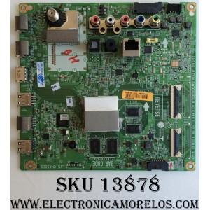 MAIN / LG EBT63724903 / EAX66202604(1.0) / 69EBT000-00U7 / MODELO 65LF6350-UA BUSYLJR / PANEL LC650EUF(FH)(M1)