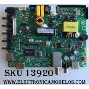 MAIN / FUENTE / (COMBO) / B15051771 / TP.MS3393.PB812 / B15051771-0A01133 / T201505009 / PANEL HV320WHB-N00