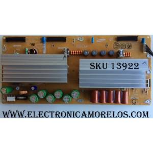 X-SUS / SAMSUNG LJ92-01515D / 515D / LJ41-05987A / MODELO PN50A450P1DXZA / PANEL (S50HW-YD03) S50HW-YB03