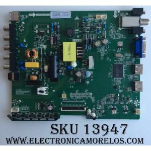 MAIN / FUENTE (COMBO) SCEPTRE C17042144 / TP.V56T.PB753 / MODELO X32 B7TV5 / PANEL HV320WHB-N06