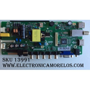 MAIN / FUENTE / (COMBO) / ELEMENT B16117637 / 890-M00-06NBN / TP.MS3393A.PA671 / SY 16233-1 / VERSION 788 / PANEL LC185TT7A