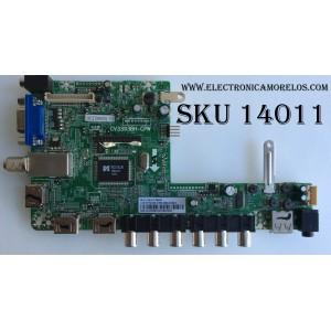 MAIN / ELEMENT 3CJ2990A / CV3393BH-CPW / 3CJ2990A H / SY14038 / 890-M00-03N23 / MODELO ELEFW408 / PANEL T400D3-HA24
