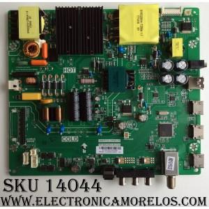 MAIN / FUENTE / (COMBO) ATVIO / HITACHI B17041202 / 3MS553LCBNA.01 / TP.MS3553.PC783 / 02-SQ253A-C002015 / MODELO 49D1620 / HITACHI 49E30