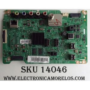 MAIN / SAMSUNG BN94-11442A / BN41-02245A / BN97-12365A / PANEL CY-DJ055BGLV1H / MODELOS UN55J6201AFZXC / UN55MU6300FXZA