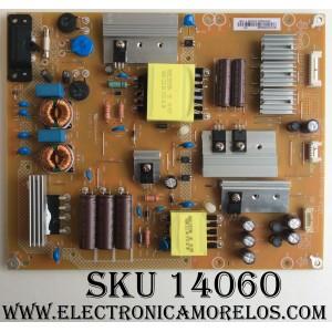 FUENTE DE PODER / VIZIO PLTVGY423XAK9 / 715G8460-P01-000-002H / GY423XAK9 / (X)PLTVGY423XAK9 / PANEL TPT500U1-QVN03.U REV:S5B0D / MODELOS E50-E1 LTMWVJAT / D50-E1 LTYWVTKT