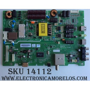 MAIN / FUENTE / (COMBO) / LG COV33653801 / 5823-A6M68A-0P00 / MP:03.00.04(43) / 1605339M / 43E3100 / 1605339LA2252 / MODELO 43LH5000-UA CUSWLH / PANEL LC430DUY-SHA1