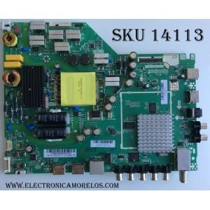 MAIN / FUENTE / (COMBO) VIZIO A16077574 / 75500W01A009 / TP.MT5580.PB75 / A48D3BDDEF27 / MODELO D43-D2 LWZ2ULDS / PANEL T430HVN01.0
