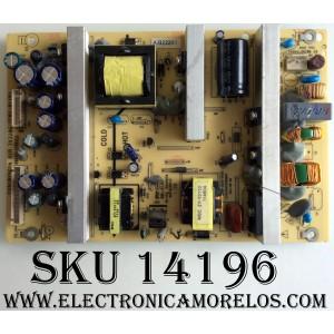 FUENTE DE PODER / HAIER PS1103159AC / TV3206-ZC02-01(A) / 303C3206063 / SUSTITUTAS MLT666T / MODELO L32A2120 / L32F1120 / CW40T8GW TW-70321-S040K / VR-3215 TW-65201-B032A / LCD32VH65MV / LCD32VH65 / LCD26VH59 / LC32VH55 / LC26IH56