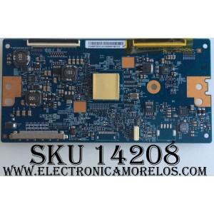 T-CON / SONY 55.50T20.C01 / T500HVN08.0 CTRL BD / 50T20-C00 / PANEL T500HVF04.0 / MODELO KDL-50W800B
