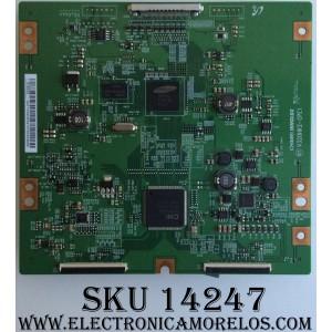 T-CON / SAMSUNG / BN96-21653A / V320HK2-CPE1 / 35-D078803 / 21653A / MODELOS UN50EH6000FXZA CH01 / UN50EH6000FXZA NH02 / UN50EH6050FXZA CH01 / PANEL DE500CGM-C1