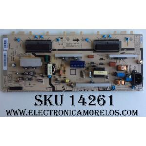 FUENTE / BALASTRA / SAMSUNG BN44-00260A / PSIV121C01A / SUSTITUTAS BN44-00260B / BN44-00260C / MODELOS LE32B450C4WXBT SG10 / LN32B460B2DXZA/ LE32B450C4WXZG AA11