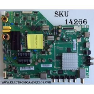 MAIN / FUENTE / (COMBO) VIZIO 75500W010003 / A15010777 / TP.MT5580.PB75 / MODELO E43-E2LWZ2VWAT