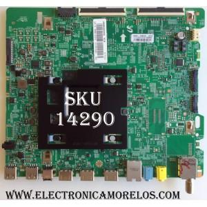 MAIN / SAMSUNG BN94-12037A / BN97-12961A / BN41-02568A / MODELO UN55MU6300FXZA / PANEL UN55MU6300FXZA