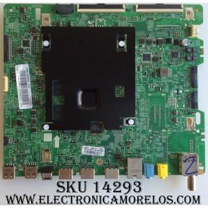 MAIN / SAMSUNG BN94-10781A / BN41-02528A / BN97-10970A / MODELO UN55KU7000FXZA FA01 / PANEL CY-GK055HGEV2V