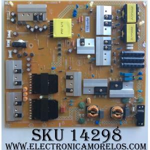 FUENTE DE PODER / VIZIO / (X)ADTVG1335XG7 / ADTVG1335XG7 / 715G6887-P02-007-002M / PANEL TPT500U1-QVN03.U REV:S001H / MODELOS P50-C1 / P50-C1 LTMWTNAS