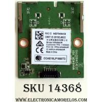 MODULO DE WI-FI PARA TV / HISENSE 1153443 / WN4640R / WN4640R_V01 / 323K246021YD / MODELOS 55H5C / 50H5C / LC-60N5100U