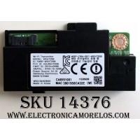 MODULO DE WI-FI / SAMSUNG BN59-01194B / WEH720B / MODELO UN65JS850DFXZA TH01