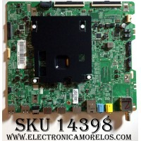 MAIN / SAMSUNG BN94-10789A / BN97-10979A / BN41-02528A / MODELO UN49KU7500FXZA FA01 / PANEL CY-VK049HGLV3H HW19
