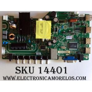 MAIN / FUENTE / (COMBO) / 999J5M / JUC7.820.00134905 / HLS43C / MODELO LE39A309 / (TARJETA CON DEFECTO TUNER  ( VALUM ROTO )