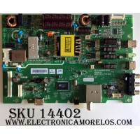 MAIN / FUENTE / (COMBO) / LG 1605173LA0082 / 5823-A6M68A-0P00  / VER00.05 / 1605173M-M04005 / MODELO 43LH5000