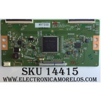 T-CON / LG / PHILIPS 4300A / 6871L-4300A / 6870C-0535B / MODELO 49PFL7900/F7 DS1 / PANEL LC490EQE (DH)(M2)