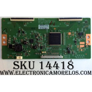 T-CON / LG 3703M / 6871L-3703M / 6870C-0502C / MODELO 55UH6090-UF.BUSFLJR / 55UB8300-UG AUSWLJR / 55UB8500-UA AUSWLJR / 55UB8200-UH / PANEL  LC550EQE (PG)(F2)