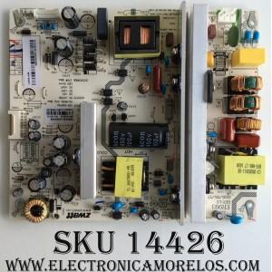 FUENTE DE PODER / RCA AE0050363 / ER993-B / REV:1.0 / ER993-B-115350-P08 / MODELO RLDED5098