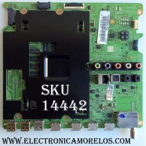 MAIN / SAMSUNG BN94-09402N / BN97-10062C / BN41-02344D / MODELO UN55JU6500FXZA