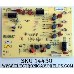 LED DRIVER / PHILIPS UPB000RGB001 / 5800-P58DQM-W100 / 168P-P58DQM-W1 / SUSTITUTAS Kit-58PFL4609/F7-K1 / PANEL V580HJ1-LD6 REV.C1 / MODELO 58PFL4609/F7 DS1 / 58PFL4909/F7 DS2