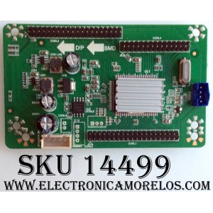 TARJETA INTERFAZ / RCA LG-RE01-150128-Z01 / LF.M30.C