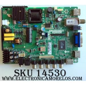MAIN / FUENTE / (COMBO)  B13116450 / 02-SHY39B-CYS1 / TP.MS3393X-1 / 3MS3393X-2