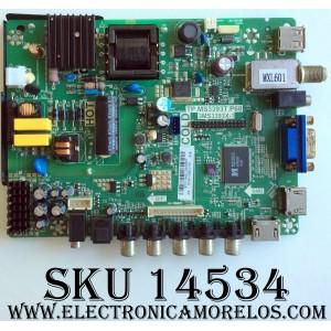 MAIN / FUENTE / (COMBO)  B13116451 / 02-SHY39B-CYS1 / TP.MS3393T.P68 / 3MS3393X-1