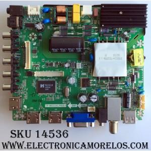 MAIN / FUENTE / (COMBO) / ELEMENT K16070946 / SY16200-1 / TP.MS3393.PB801 / 20160614_143921 / MODELO ELEFW5016 / PANEL V500HJ-PE8 REV:C7