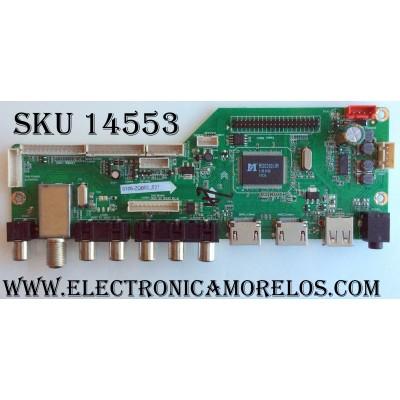 MAIN / RCA 40-GE01M3393LNA23-C4  / LD.M3393.B / E123995 /  0105-ZQ602 / MODELO LED40G45RQD