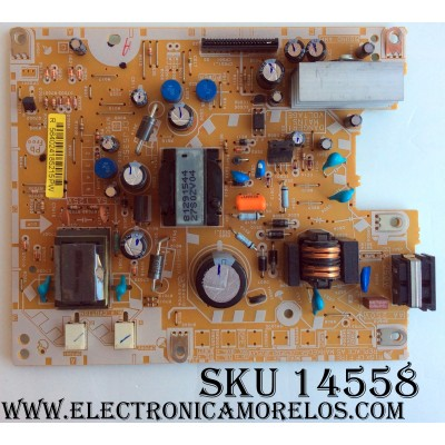 FUENTE / BACKLIGHT  / JVC CEJ535C V.2 / 564024185215 / MODELO LT-19DM21