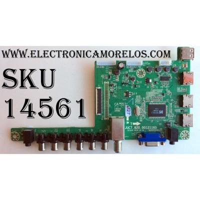 MAIN / HITACHI 999J5C / JUC7.820.00121165 / E342828 / PANEL C500F14-E5-A (G8) / MODELO LE50A6R9