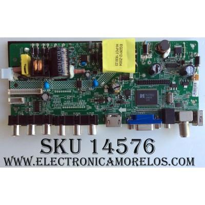 MAIN / FUENTE / (COMBO) / PROSCAN ZP.VST-3393.E-1 / 3393E1160807 / 3393E116080700006 / 37302640 / MODELO  PLDED3281 / RLDEDV3255A-C
