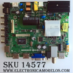 MAIN / FUENTE / (COMBO) / ELEMENT SY16200-1 / K16060707 / TP.MS3393.PB801 / VER:32d0 20160614_143921 / MODELO ELEFW5016 G6C0M / ELEFW5016 J6C0M / PANEL V500HJ1-PE8