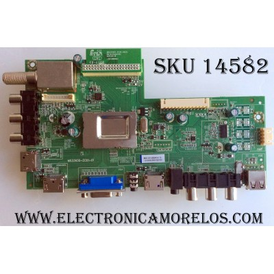 MAIN / 1010032304 / MS33930-ZC01-01 / MSAV4001-ZC26-02(A) / 303C4001152 / PANEL LSC400HN02